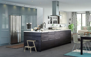 IKEA Kitchen & Bathroom Installation Services North Shore Greater Vancouver Area image 2