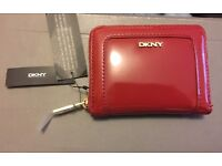 DKNY Red Patent purse