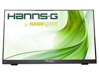 """HannsG HT225HPB 21.5"""" IPS Touchscreen Monitor"""