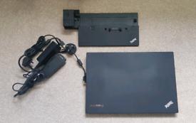 """Lenovo W550s - 15"""" 8GB i5 256GB SSD"""