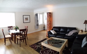 2 bdr bungalow main floor in Scarborough on 17 th Ave SW