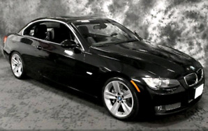 2008 BMW 335 Convertible - Low Kms