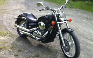 Motorcycle honda 750