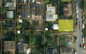 Newly Created Lot in Vic West!