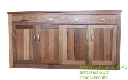 FACTORY DIRECTLY SALE---Solid Buffet in varied Aussie Hardwood