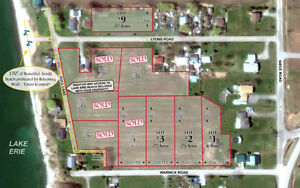 115' x 290' Estate Lot at Lake Erie, Dunnville with Water Access Kitchener / Waterloo Kitchener Area image 10