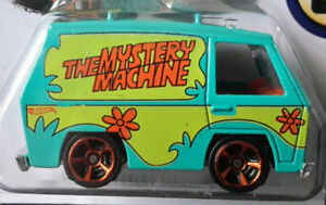 Hot Wheels The Mystery Machine or The Jetsons Saucer Car!