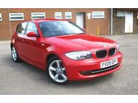 2009 09 BMW 116D 2.0TD Sport 5 DOOR MANUAL DIESEL