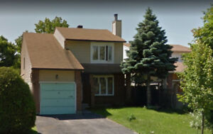 For Rent: 2 storey Detached Home in Orleans