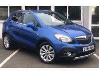 Vauxhall Mokka SE CDTI S/S (blue) 2015
