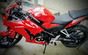 2015 cbr 300r for sale