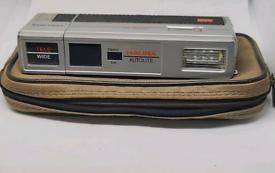Vintage Halina Autolite Power drive Tele Flash 110mm Pocket Camera
