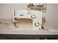 Pfaff 260 Zigzag Embroidery Industrial Sewing Machine