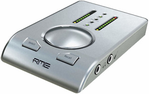 RME Babyface 10-in/12-out USB Audio Interface