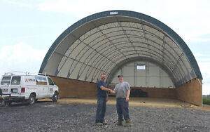 Winkler Fabric Structures Sales, Service & Installation Cornwall Ontario image 6