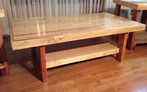 Coffee table ,reclaimed maple 195$!!