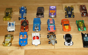 Lot #2- 30 Hot Wheels Cars Peterborough Peterborough Area image 2