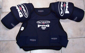 Selection of 6 Pair of Ice Hockey Shoulder Pads London Ontario image 9