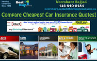 CHEAP INSURANCE - HOME, AUTO & COMMERCIAL