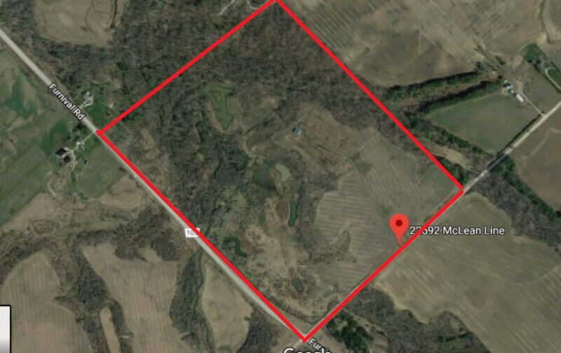Farm/ Hunting/ Executive Building Lot in Southwestern ...