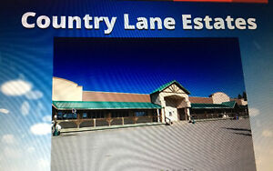 RV Lot for Rent at Country Lane Esates