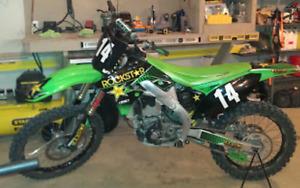2011 Kawasaki KF 250 F
