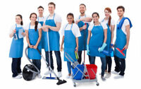 ALL COMMERCIAL CLEANERS - OFFICES - GYMS - WAREHOUSE - MUCH MORE