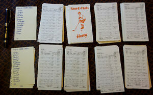 Strat-O-Matic Hockey Cards: League Remnants