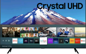 "Samsung 43"" UE43TU7020KXXU Smart 4K UHD HDR LED TV & SWIVEL BRACKET"