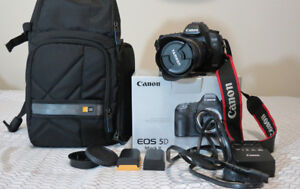 Canon EOS 5D Mark II with a Tamron AF 28-75mm f/2.8 SP XR Di