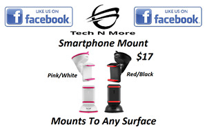 Smartphone Holder (Any Surface) (2 Colors)