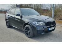 2017 BMW X5 xDrive40d M Sport 5dr Auto [7 Seat] ESTATE Diesel Automatic