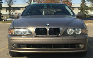 2002 BMW 530i - Mint Condition, Reduced Price