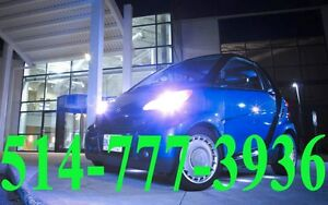 SMART KIT HID XENON CONVERSION CAR HEADLIGHTS PHARE INSTALLATION
