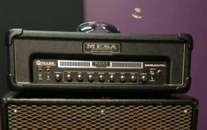 Messa Boggie Big Block 750 bass head