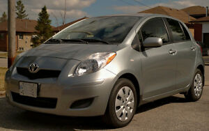 2011 Toyota Yaris Hatchback