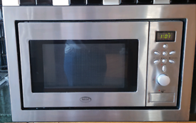 Necht, built in Microwave oven for parts not working.
