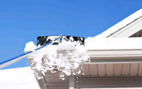 Roof-Top Snow Clearing Service Call/Text 204-451-7751