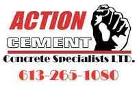 Action Cement Concrete Specialists Ltd.