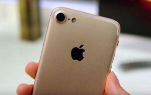 iPhone 7 32GB Gold - Mint - Warranty - Telus/Koodo