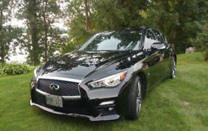 Infiniti Q50 Sport Showroom condition