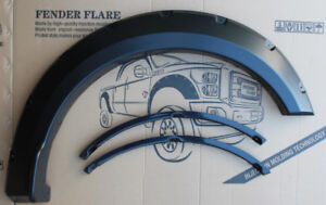 POCKET STYLE FENDER FLARE FOR FORD F-150/250/350