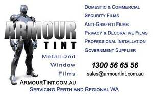 WINDOW TINTING BUSINESS - Full Training & Business Mentoring Perth Perth City Area Preview