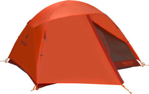 Marmot (2), NorthFace (2) and McKinley (2,3,4) person tents