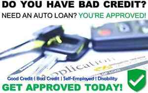 ALL CREDIT AUTO FINANCING