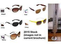 Eyelevel sunglasses - 150 pairs and stand