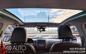 2013 Mitsubishi RVR GT AWD-NAV-LEATHER-PANO ROOF