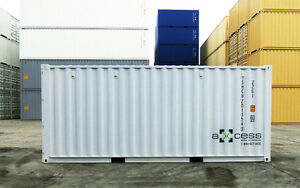 Shipping Containers - Storage Containers (Sea Cans) RENT-BUY