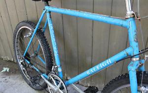 """1985 Raleigh Bighorn 58cm XL 23"""" Vintage Bike 12 Speed Stratford Kitchener Area image 4"""