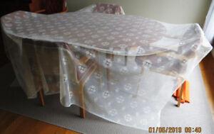Polish Sheer Curtain